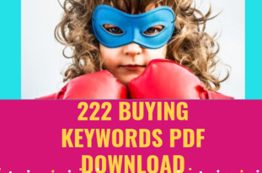 222 Buying Keywords